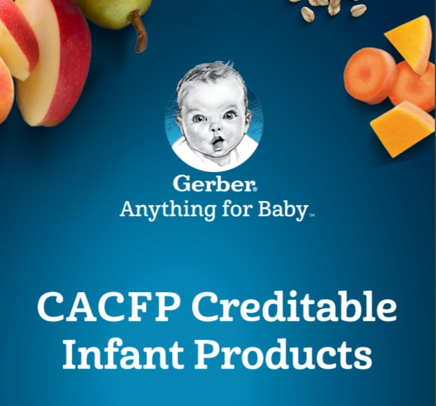 CACFP products