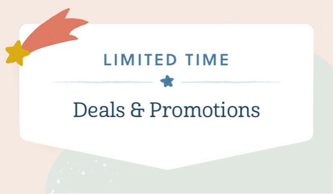 Gerber deals and promotions